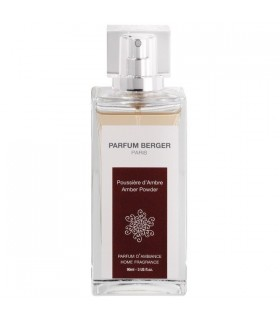 Poussière d'Ambre 90 ml Lampe Berger Spray Room