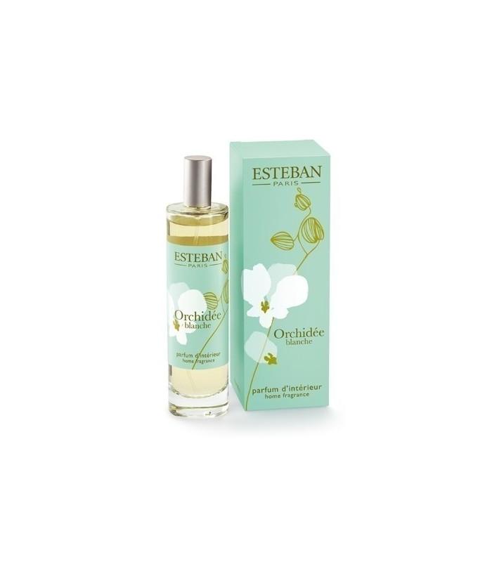 Orchidée Blanche 100 ml vaporizador Esteban