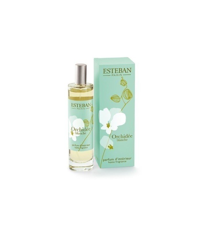 Orchidee Blanche 100 ml vaporizer Esteban