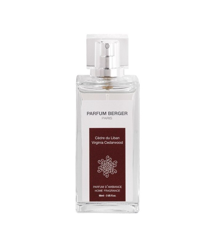Cèdre du Liban 90 ml Lampe Berger Spray Room