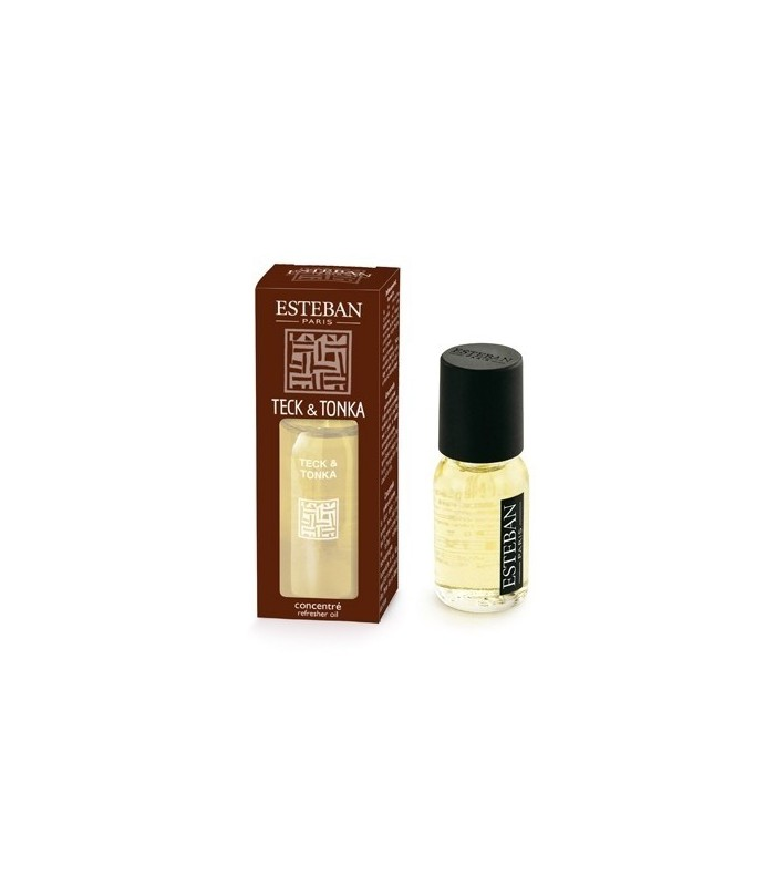Teck Tonka 15 ml Esencia Perfume Esteban