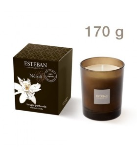 Neroli refillable scented candle Esteban
