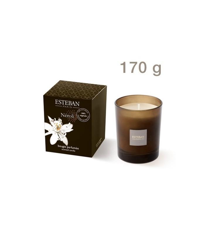 Neroli refillable scented candle Esteban