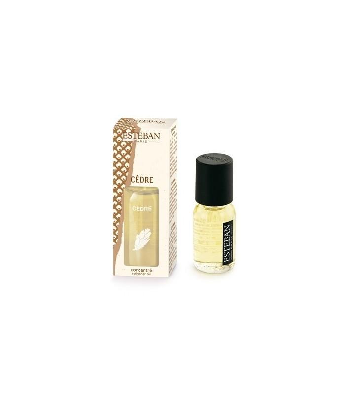 Cèdre 15 ml Perfume Concentrado Esteban