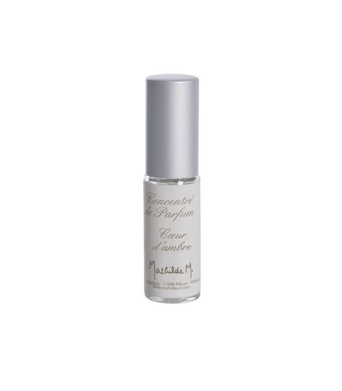 Coeur d'Ambre Spray Perfume concentrate Mathilde M.