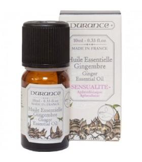 Gengibre aceite esencial Durance 10 ml