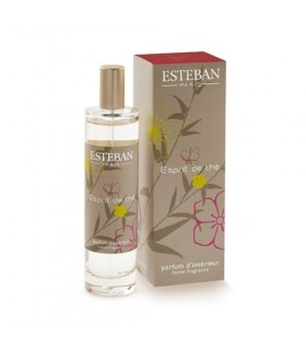Esprit de thé 100 ml Vaporizador Esteban