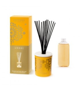 Amber 100 ml sticks diffuser Esteban