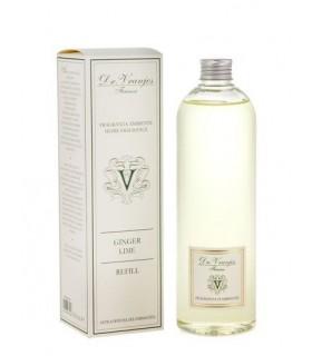 Ginger Lime Dr. Vranjes 500 ml Recarga Ambientador