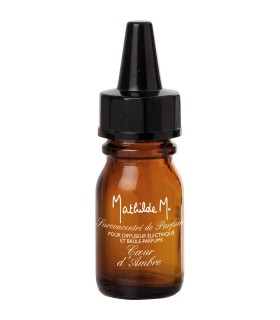Coeur d'ambre Perfume Concentrate 10 ml Mathilde M.