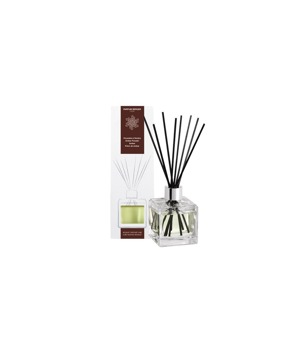 Cedre Du Liban Sticks Diffuser Chic 125 Ml Lampe Berger