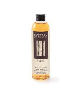 Cèdre recarga 250 ml Esteban