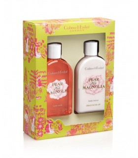 Pommergranate argan and grapeseed Skin Crare Gift Box Crabtree Evelyn