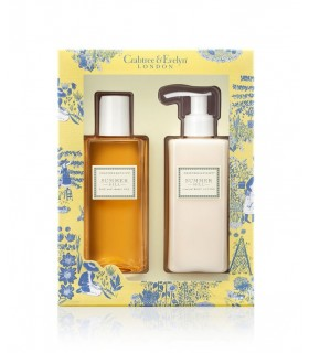 Summer Hill Skin Crare Gift Box Crabtree Evelyn