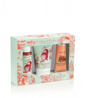Granada y Semilla de Uva Set de Regalo Crabtree Evelyn