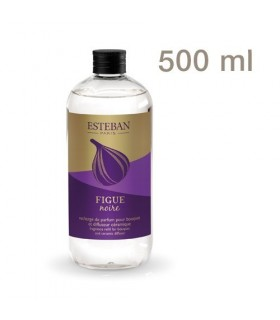 Figue Noire refill 500 ml Esteban