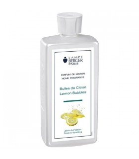 Lemon Bubbles 500 ml Lampe Berger