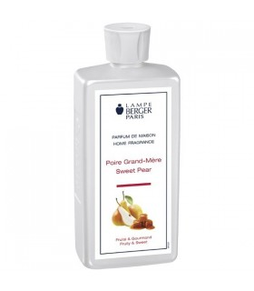 Poire Grand-Mère 500 ml Lampe Berger