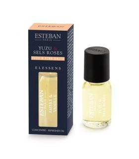 Yuzu & Sel Roses Aceite Esencial Esteban Parfums 15 ml