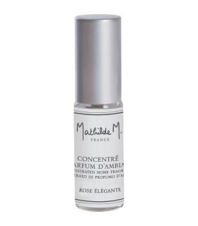 Rose Élegante Concentrate Perfume 5 ml Mathilde M 100 ml