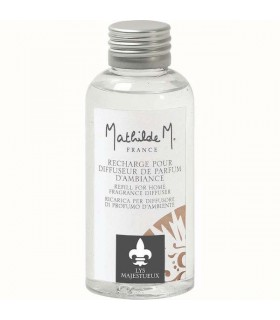 Lys Majestueux Refill Reed Diffuser 100 ml Mathild M.