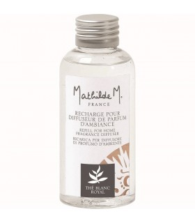 Thé Blanc Royal  Refill Reed Diffuser 100 ml Mathild M.