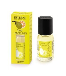 Terre d´Agrumes Concentrado 15 ml Esteban