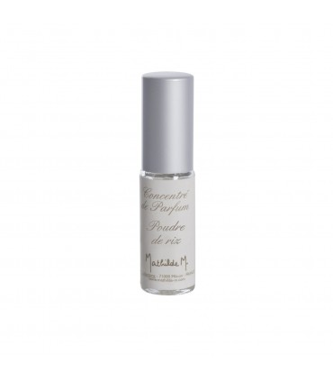 Poudre Riz Spray Perfume concentrate Mathilde M.