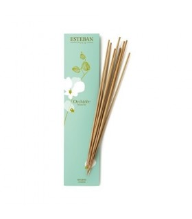 Orchidee Blanche Esteban 20 incense sticks