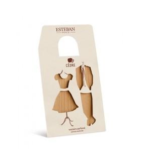 Scented Sachet Cedre Esteban Parfums