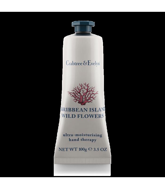 Caribean Island Wild Flowers 25 gr Hand Cream Crabtree Evelyn