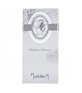 Chocolate Tablet Fleur de Coton Mathilde M