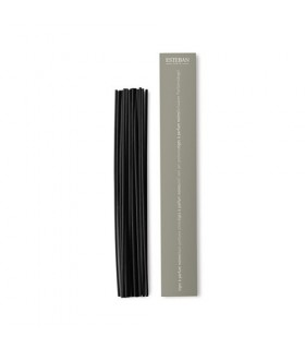 Spare air freshener Sticks 22 cm Esteban Black